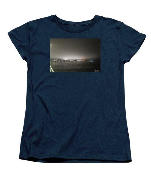 Downtown Oc Skyline Women's T-Shirt (Standard Cut)