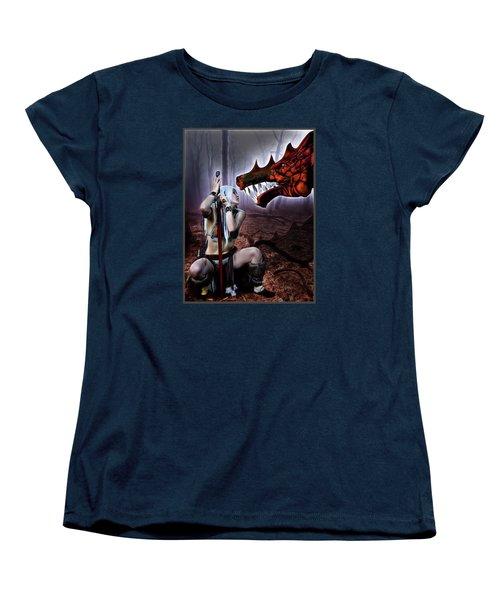 Dragon Whisperer Women's T-Shirt (Standard Cut)