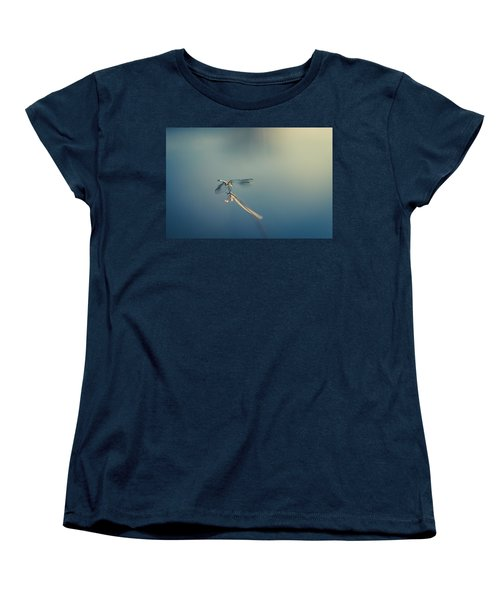 Women's T-Shirt (Standard Cut) featuring the photograph Dragonlady by Shane Holsclaw