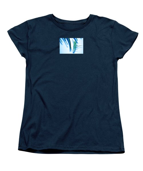 Women's T-Shirt (Standard Cut) featuring the photograph Dreaming Abstract Today by Susanne Van Hulst