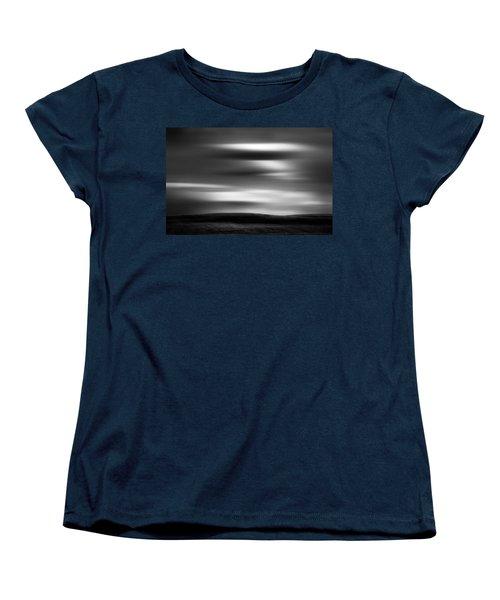 Dreaming Clouds Women's T-Shirt (Standard Cut) by Dan Jurak