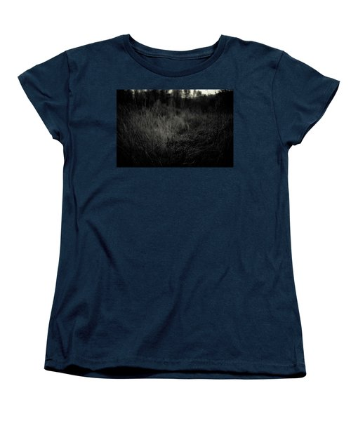 Women's T-Shirt (Standard Cut) featuring the photograph Dreaming In by Shane Holsclaw