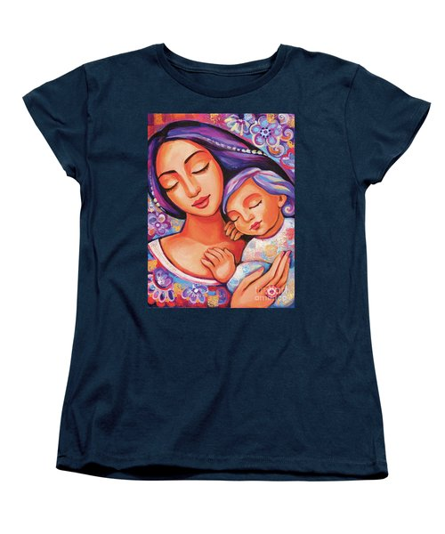 Dreaming Together Women's T-Shirt (Standard Cut) by Eva Campbell
