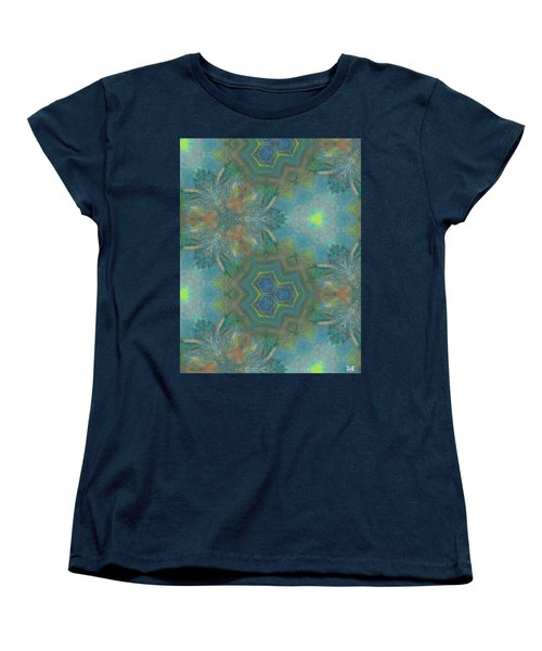 Drinking The Nectar Of Life Women's T-Shirt (Standard Cut) by Maria Watt