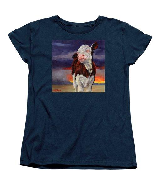 Drought Breaker Women's T-Shirt (Standard Cut) by Margaret Stockdale