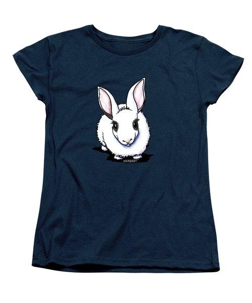 Dwarf Hotot Bunny Rabbit Women's T-Shirt (Standard Cut)