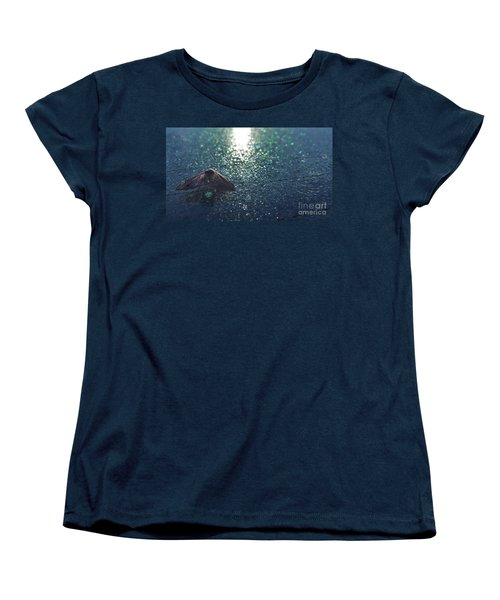 From A Window Of A Car Women's T-Shirt (Standard Cut) by Donna Brown