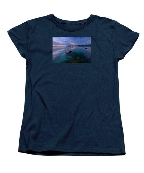 Early Winter Women's T-Shirt (Standard Cut) by Sean Sarsfield