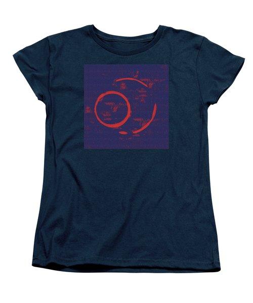 Eclipse Women's T-Shirt (Standard Cut) by Julie Niemela