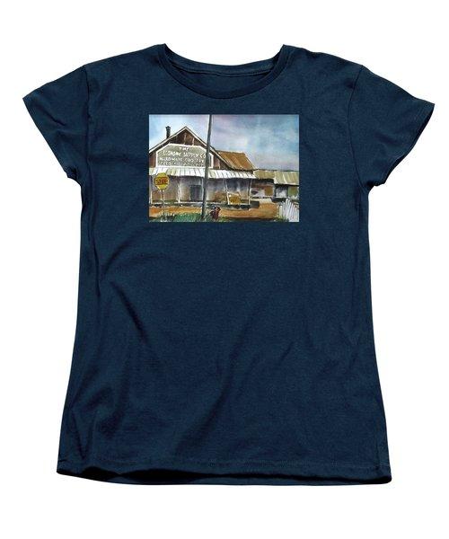 Economy Supply Women's T-Shirt (Standard Cut)