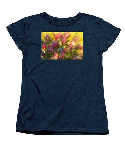 Ecstasy Women's T-Shirt (Standard Cut) by Michelle Twohig
