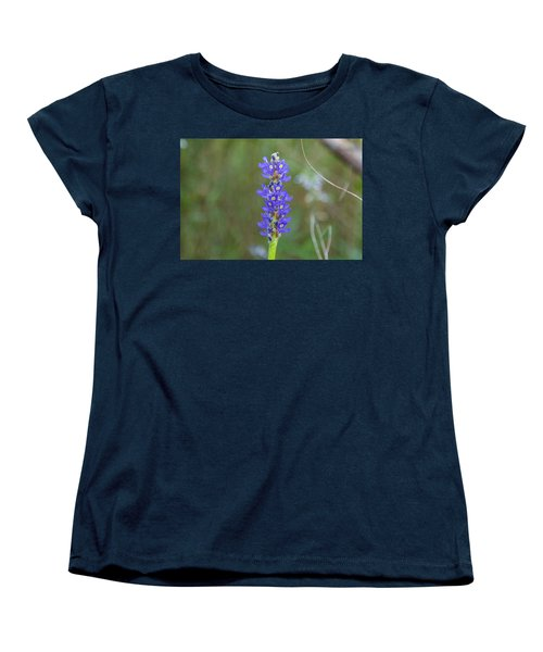 Edible Pickerel Weed Women's T-Shirt (Standard Cut) by Christopher L Thomley