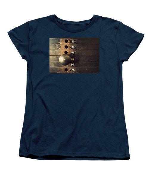 Eighty Women's T-Shirt (Standard Cut) by Joseph Skompski