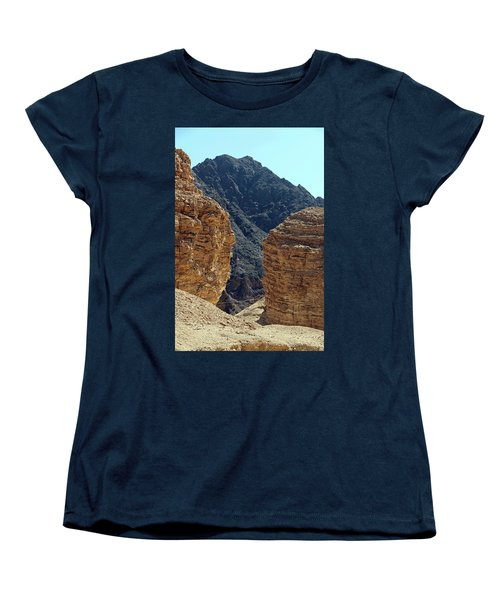 Eilat-israel Women's T-Shirt (Standard Cut) by Denise Moore