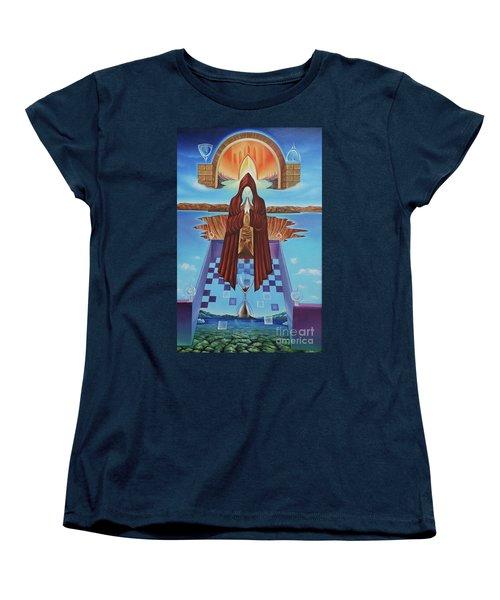 El Camino De La Luz Women's T-Shirt (Standard Cut)