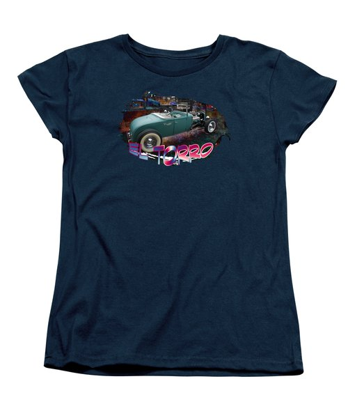El Torro Women's T-Shirt (Standard Cut) by Richard Farrington