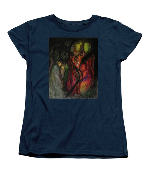 Elder Keepers Women's T-Shirt (Standard Cut) by Christophe Ennis