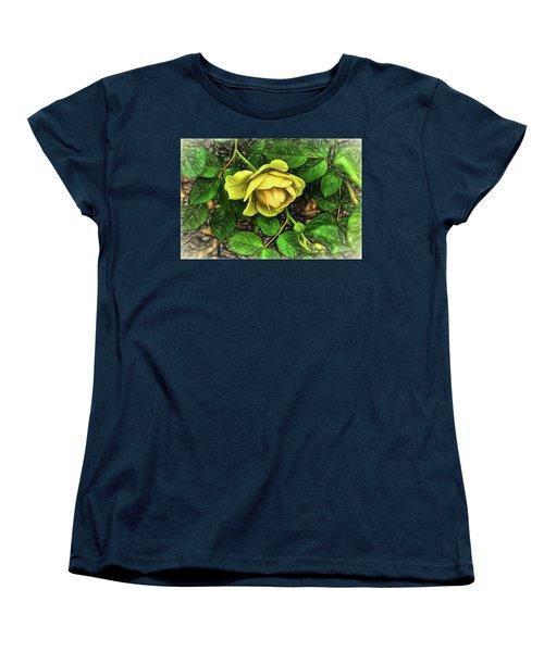 Emergence Women's T-Shirt (Standard Cut) by Terry Cork