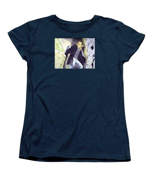 Emily The Pirate Women's T-Shirt (Standard Cut)