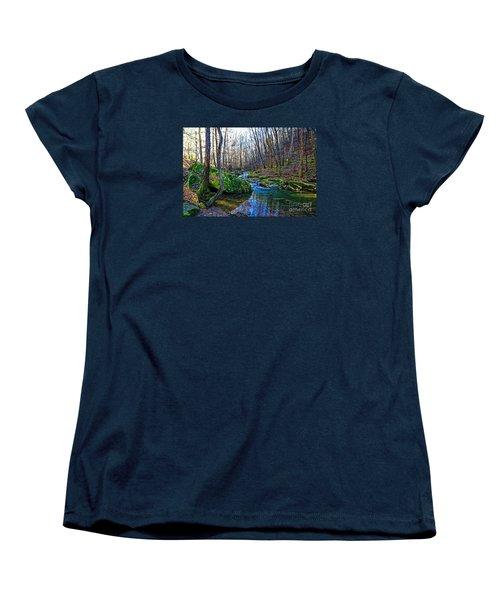 Emory Gap Branch Women's T-Shirt (Standard Cut)