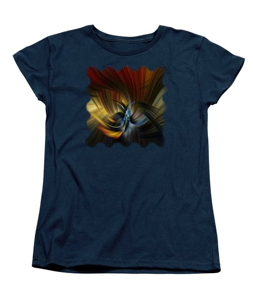 Emotional Release Women's T-Shirt (Standard Cut) by Mark Myhaver