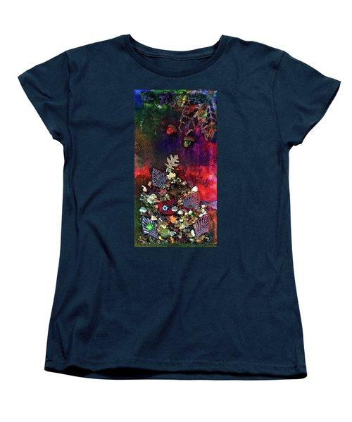 Enchanted Twilight Women's T-Shirt (Standard Cut) by Donna Blackhall