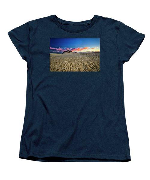 End Of The Day Women's T-Shirt (Standard Cut)