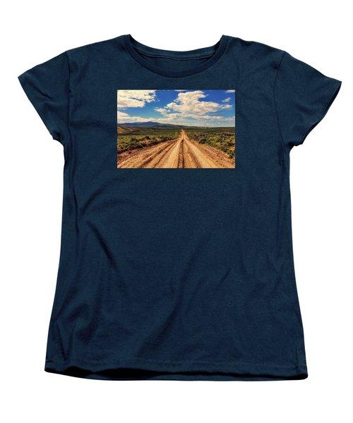 Endless Women's T-Shirt (Standard Cut) by L O C