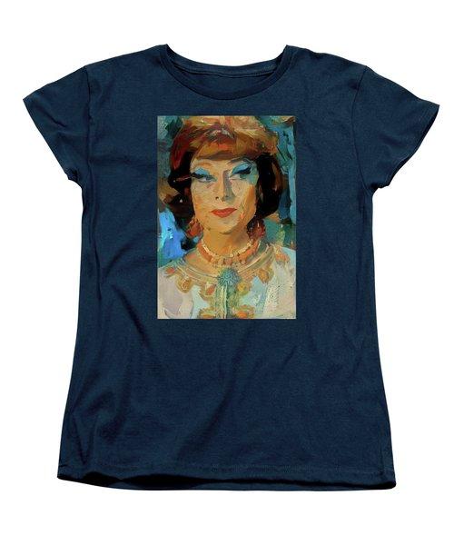 Endora Women's T-Shirt (Standard Cut) by Richard Laeton