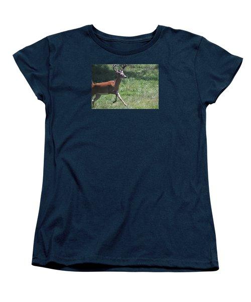 Enjoying A Bright Day Women's T-Shirt (Standard Cut) by Vadim Levin