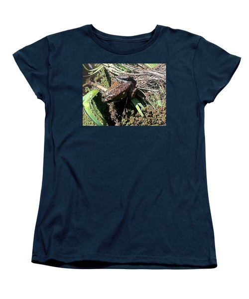 Enjoying Sunshine Women's T-Shirt (Standard Cut)