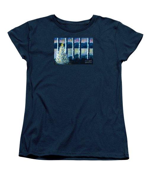 Enlightened Forest  Women's T-Shirt (Standard Cut)