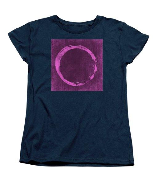 Enso 4 Women's T-Shirt (Standard Cut) by Julie Niemela