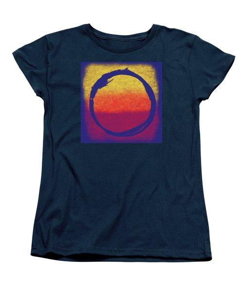 Enso 6 Women's T-Shirt (Standard Cut) by Julie Niemela