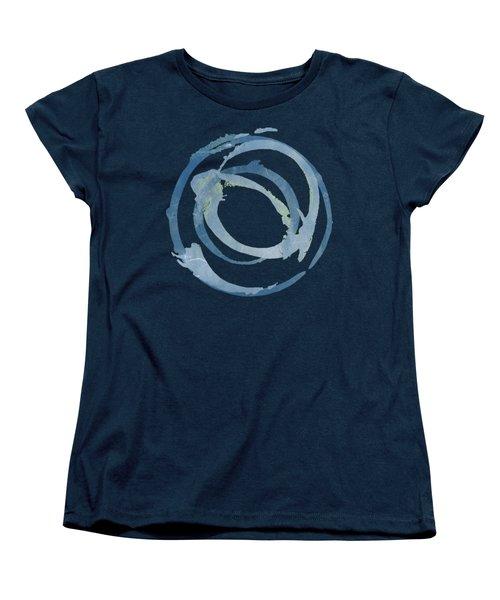 Enso T Multi Women's T-Shirt (Standard Cut) by Julie Niemela