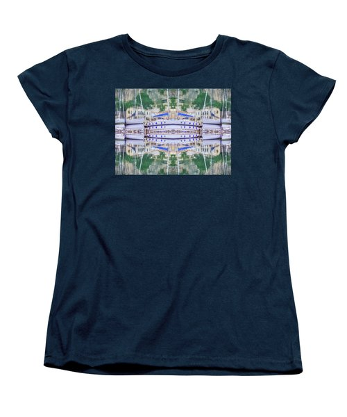 Entranced Women's T-Shirt (Standard Cut) by Keith Armstrong