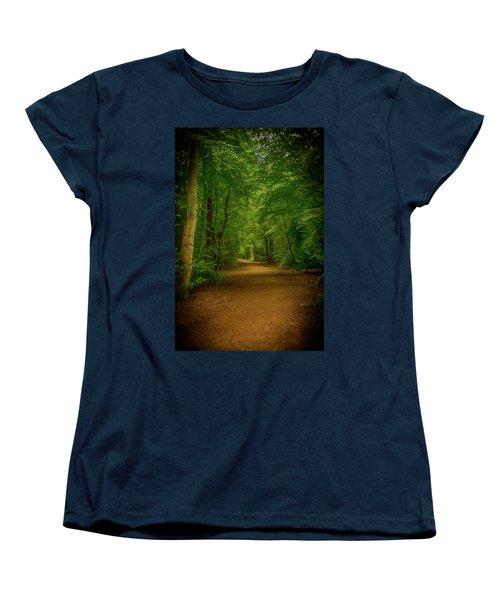 Epping Forest Walk Women's T-Shirt (Standard Cut)
