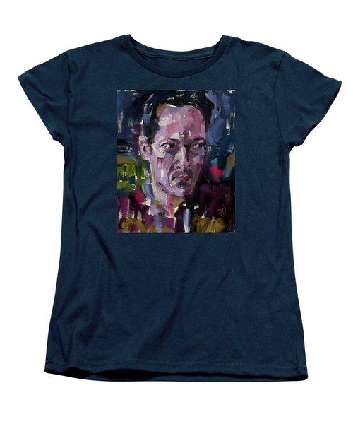 Erik Women's T-Shirt (Standard Cut) by Jim Vance