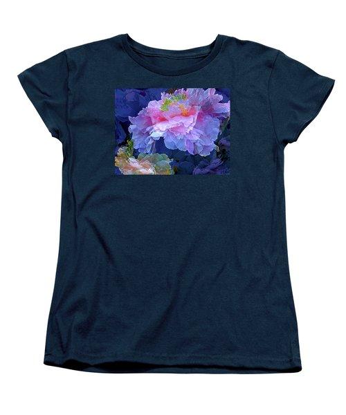 Ethereal 10 Women's T-Shirt (Standard Cut) by Lynda Lehmann