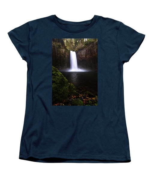 Evenflow Women's T-Shirt (Standard Cut) by Bjorn Burton