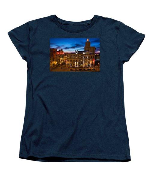 Evening At Pabst Women's T-Shirt (Standard Cut)