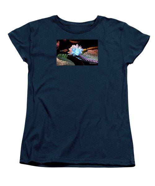 Evening Splendor Women's T-Shirt (Standard Cut) by Cindy Manero