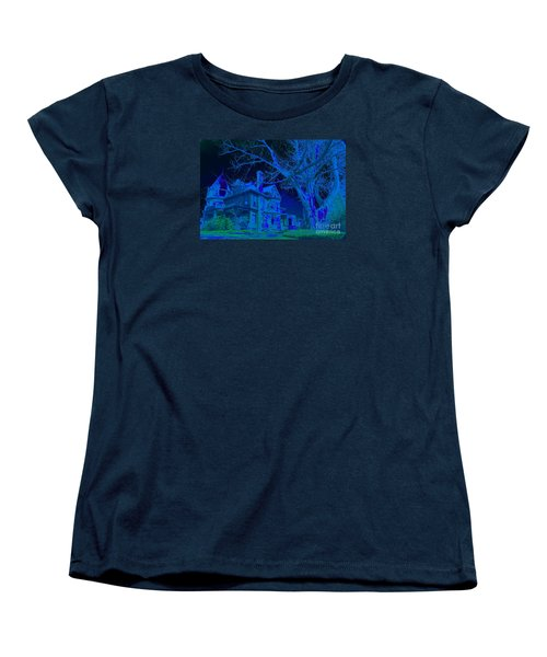 Women's T-Shirt (Standard Cut) featuring the photograph Every Town Has One by Jesse Ciazza