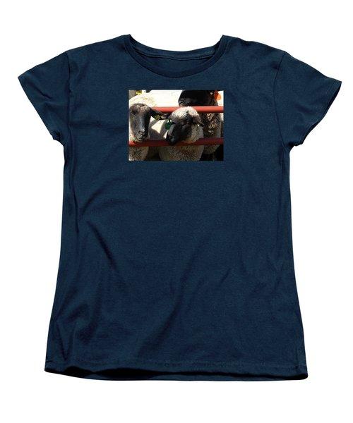 Ewe Gate Women's T-Shirt (Standard Cut) by J L Zarek