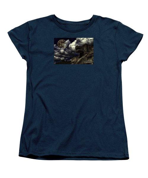 Eye To The Sky Women's T-Shirt (Standard Cut)