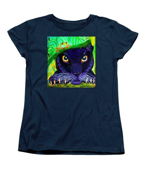 Eyes Of The Rainforest Women's T-Shirt (Standard Cut)