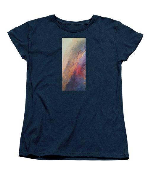 Facing Her Demons Women's T-Shirt (Standard Cut) by Becky Chappell