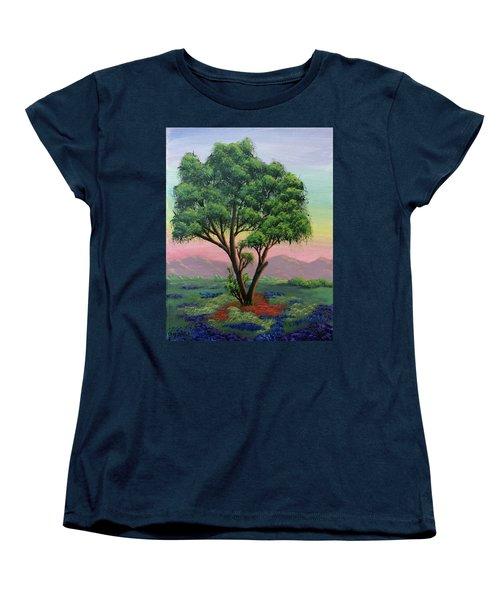 Fading Day Women's T-Shirt (Standard Cut)