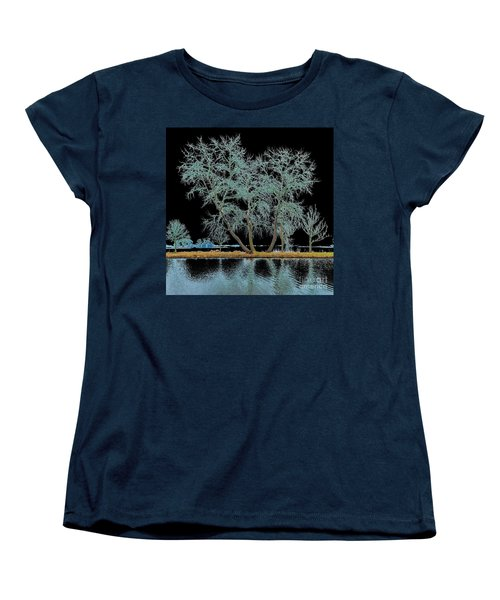 Fairy Tree-1 Women's T-Shirt (Standard Cut)