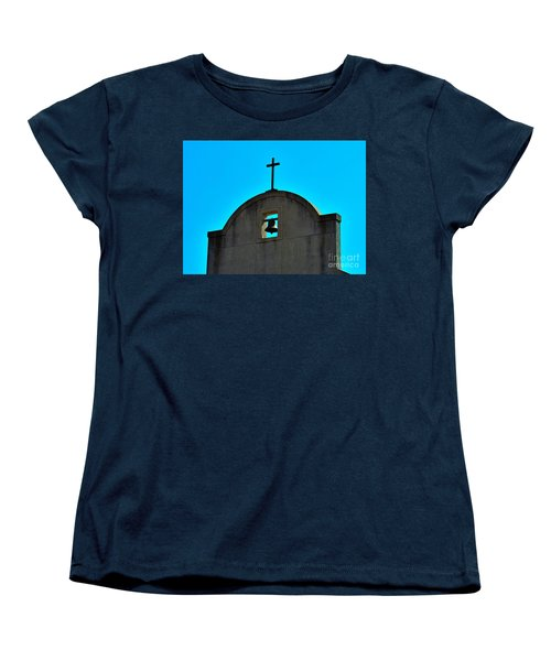 Women's T-Shirt (Standard Cut) featuring the photograph Faith by Ray Shrewsberry